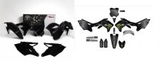 New KXF 450 16 17 18 Monster Mec Lights Out LTD ED Graphics Plastic Kit Plastics